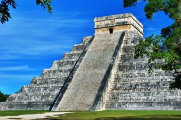 Passeio de um dia à Chichén Itzá...
