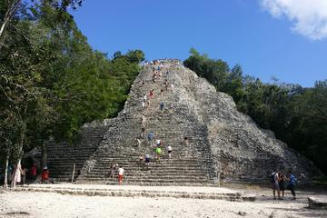 Skip the Line: Coba Ruins Entrance...