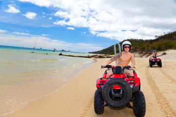 Tour aventure en tout-terrain au départ de Cancun