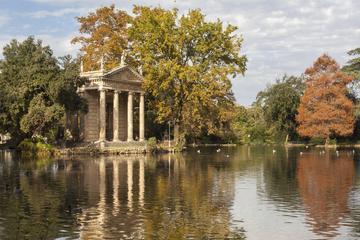 Privat tur: Galleri Borghese og gåtur i det barokke Roms kunsthistorie