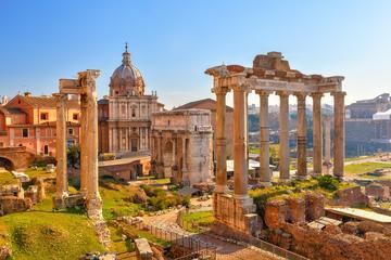 Tour privato: tour a piedi dell'arte storica della Roma Imperiale