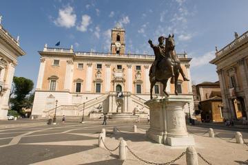 Tour privato: Tour a piedi nella storia dell'arte dell'antica Roma