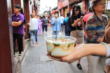 3-Hour Food Tour in Qibao Water Town