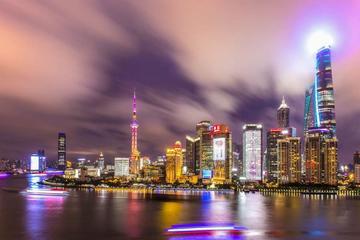 3-Hour Shanghai Bund Swift Tour with