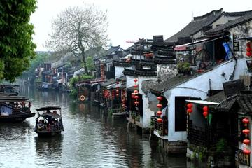 6-Hour Private Tour: Strawberry Picking and Zhujiajiao Water Town...