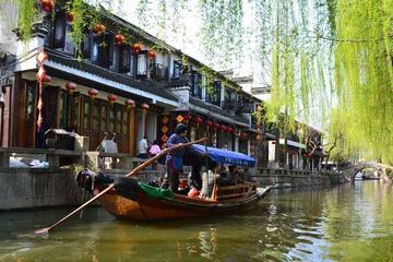 Private Suzhou and Zhouzhuang Water...