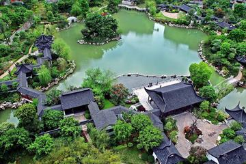 Private Suzhou Full-Day Trip from...