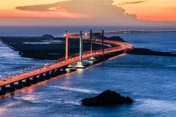 Shanghai Donghai Bridge y Yangshan...