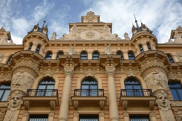 Art Nouveau Walking Tour in Riga
