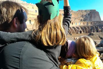 Colosseum and Roman Forum Family Tour