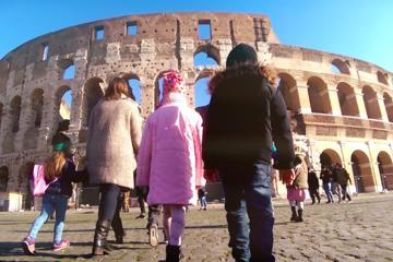 Excursion familiale au Colisée et au...