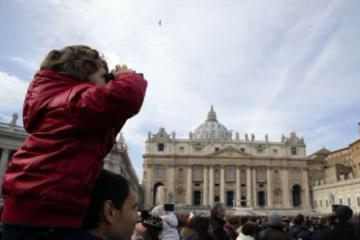 Familienführung zum Petersdom und Petersplatz