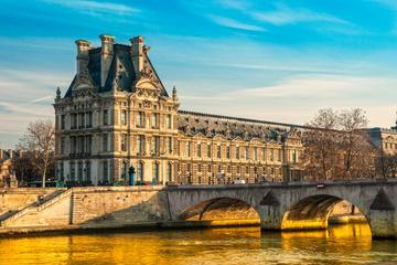 Visite familiale privée au musée du Louvre