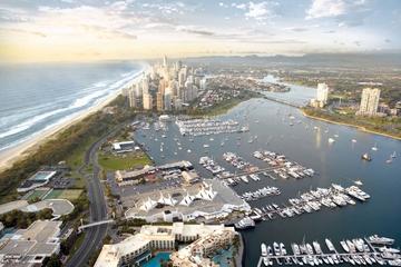 Transfert de retour des hôtels de la Gold Coast aux parcs à thème