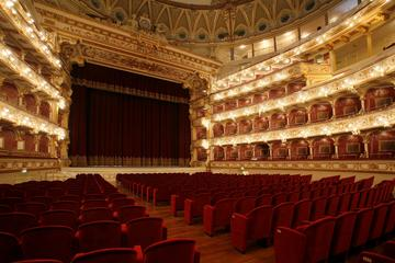 Opera at Teatro Petruzzelli with Bari Walking Tour and Italian Aperitif