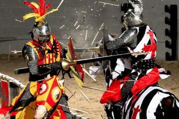 Dîner à Medieval Times et tournoi à...