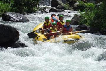 Full-Day Telaga Waja River White Water Rafting with Buffet Lunch