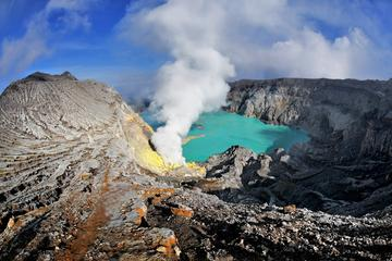 Mount Ijen Blue Fire Trekking Tour from Bali