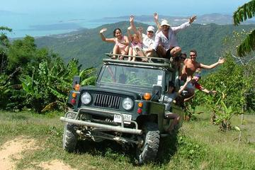 Eco-Jungle Safari Tour around Koh Samui Including Lunch