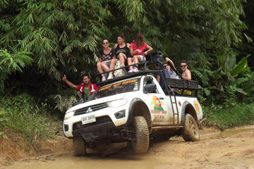 Full-Day Jeep Safari with the Highlights of Koh Samui