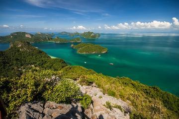 Koh Phangan to Angthong Marine Park...