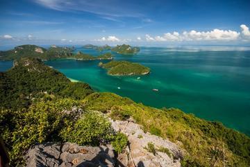 Recorrido de un día al Parque Nacional marino Ang Thong de Koh Samui...