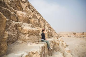 4 Hours private tour to Giza pyramids Sphinx