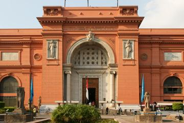Giza sightseeing trip to Egyptian Museum