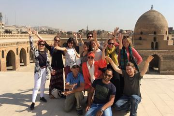 Guided tour to Islamic Cairo