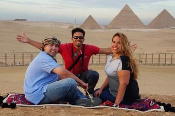 Private Cairo City Tour: Giza...
