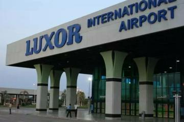 private pick up transfer from Luxor Airport