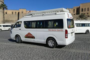 Transfer from hotel in Cairo to Alexandria