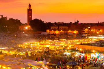 Private 5 Day Trip Imperial Cities of Morocco from Casablanca