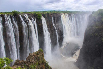 Half-Day Tour of the Falls from Victoria Falls