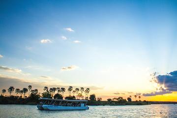 Zambezi River Sunset Cruise from Victoria Falls