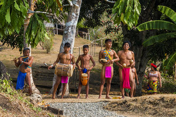 Embera Indigenous Community Tour From Panama City