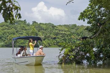 Expedición por el Lago Gatún