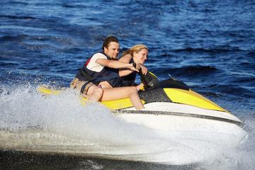 Day Trip Jet Ski Personal Watercraft Fun on the Water Rentals near Hayward, Wisconsin
