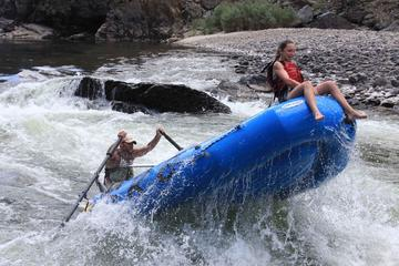 Book Riggins Idaho half-day rafting trip on the Salmon River on Viator