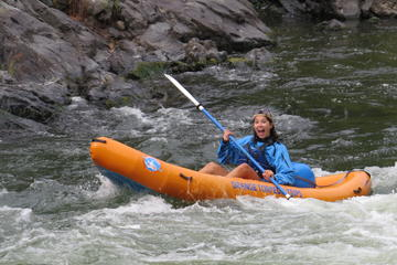 Book Rogue River Hellgate Canyon PM Half-Day Raft Trip on Viator