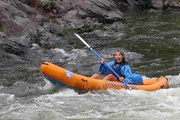 Book Rogue River Hellgate Canyon PM Half-Day Raft Trip on Viator