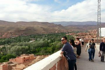 3-Day Desert Tour to Marrakech via...
