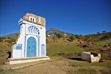 Full-Day One-Way Private Transfer and Tour to Chefchaouen from Fez