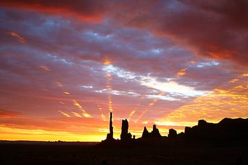 3 Hour Monument Valley Sunrise or...