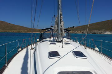 Cape Sounion and Temple of Poseidon Sailing Trip