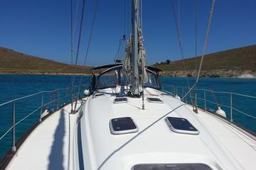 Excursión de navegación de 7 días por las islas griegas