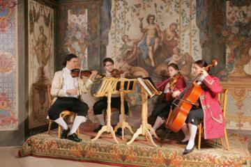 Mozarthaus Concert in Vienna at Sala Terrena