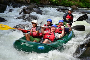 Tenorio River Private Whitewater Rafting Tour