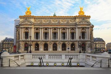 プライベート ツアー:ガルニエ宮とパサージュ クーヴェル