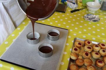 Clase de cocina en París: postres sin gluten y orgánicos